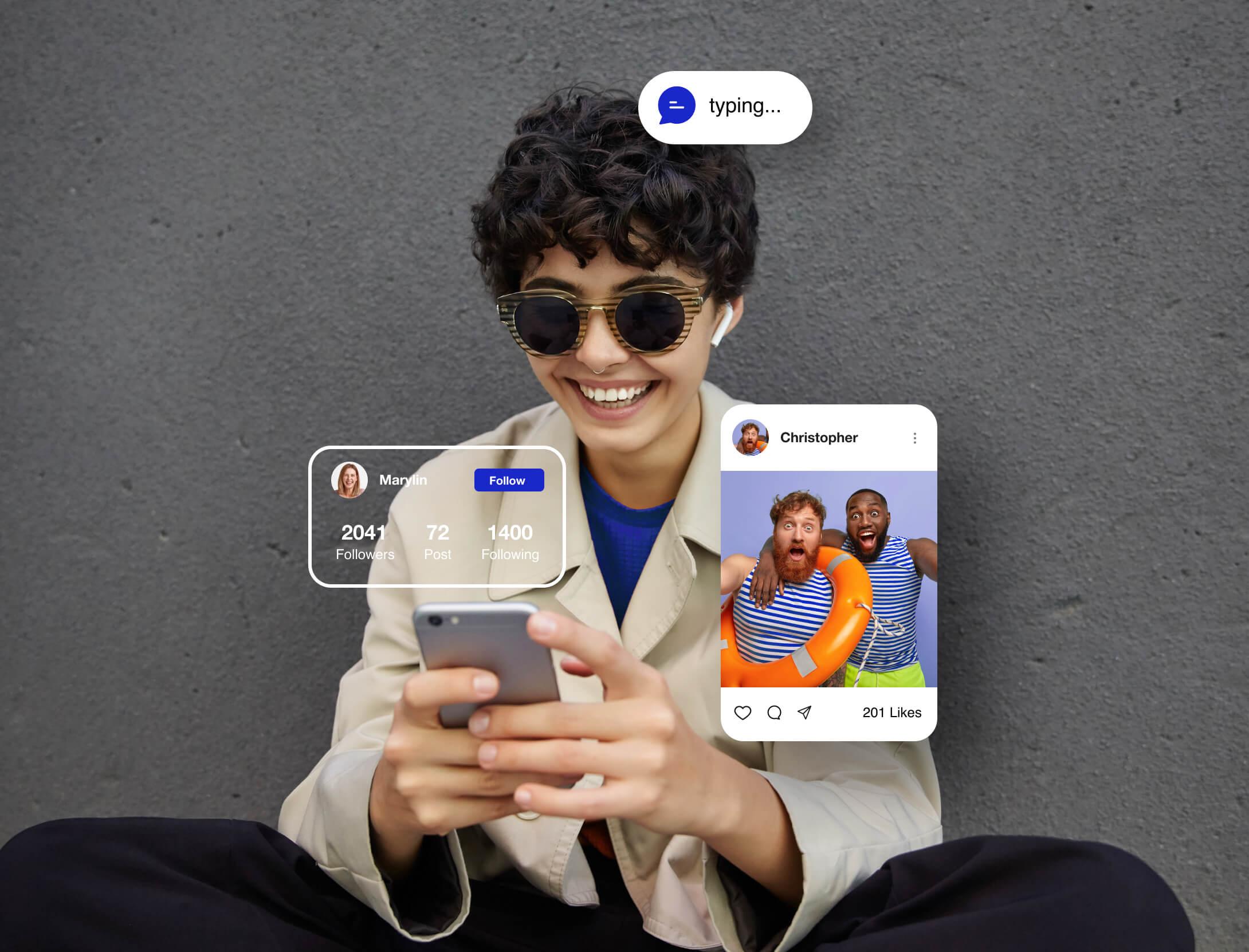 Your own social media platform